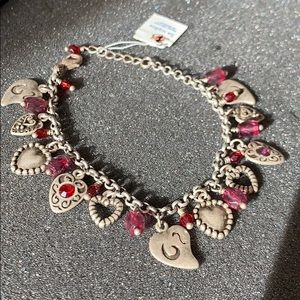 Lia Sophia  Charm Bracelet